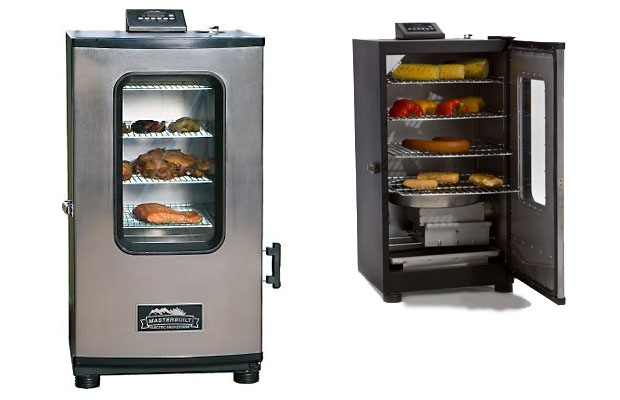 Electric Bbq Smokers ~ Masterbuilt electric smoker review wired barbeque