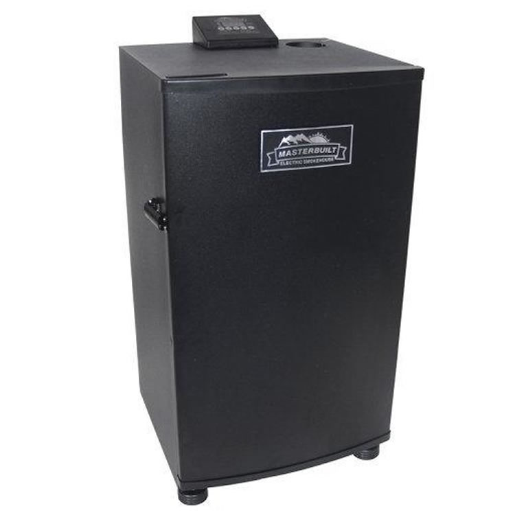 Masterbuilt electric smoker review wired barbeque for Smoked fish in masterbuilt electric smoker